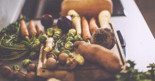 Здорове харчування щосезону - 400 грамів овочів та фруктів на день