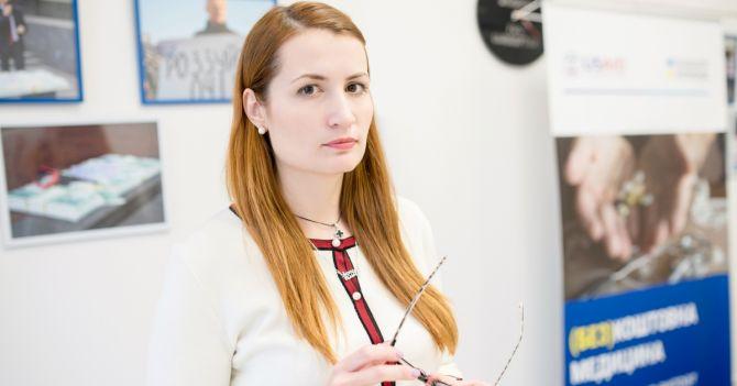 """Ольга Стефанишина: """"Для впровадження медичної реформи потрібні мотивовані професіонали"""""""