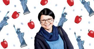 Одна з десяти: Ірина Рубіс бере участь в американській програмі для жінок-лідерок, які змінюють світ