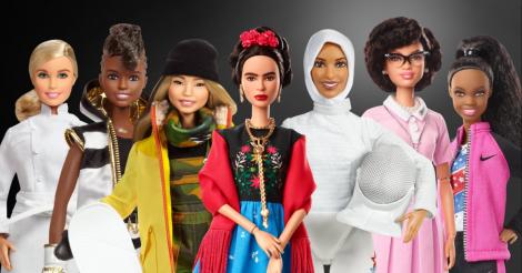 Sheroes: Новые куклы в образах Фриды Кало, Хлои Ким и Амелии Экхартт