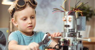 Зібрати власноруч: 6 іграшок-роботів для дітей