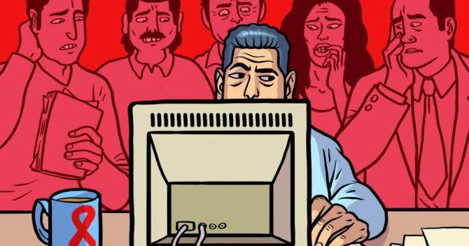 СПИДофобия: Как отсутствие толерантности влияет на возникновение навязчивого страха