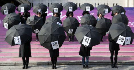 Аборти у Південній Кореї: Рік тюрми за власний вибір