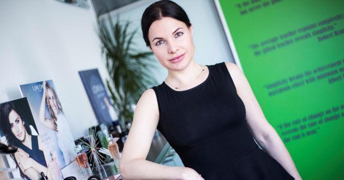 """Юлия Романенко: """"Гендерное равенство в науке – глобальная цель, и ее реализация пойдет на пользу каждому"""""""