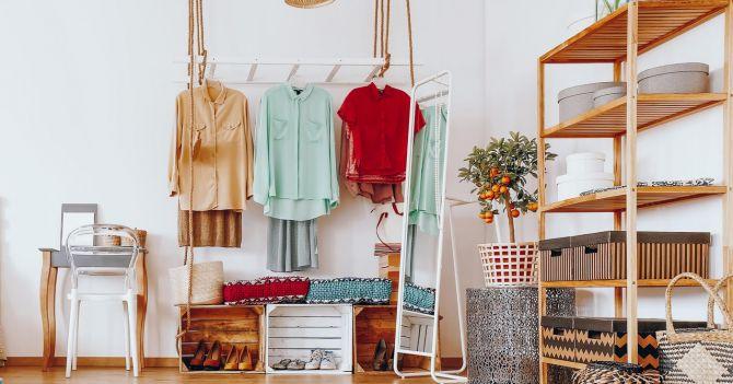 Smart-подход: 5 идей от дизайнера, где и как разместить разместить гардеробную
