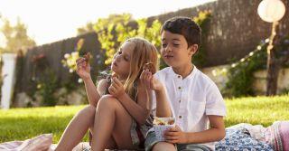 Tasty Summer: Три вкусных и полезных перекуса для детей
