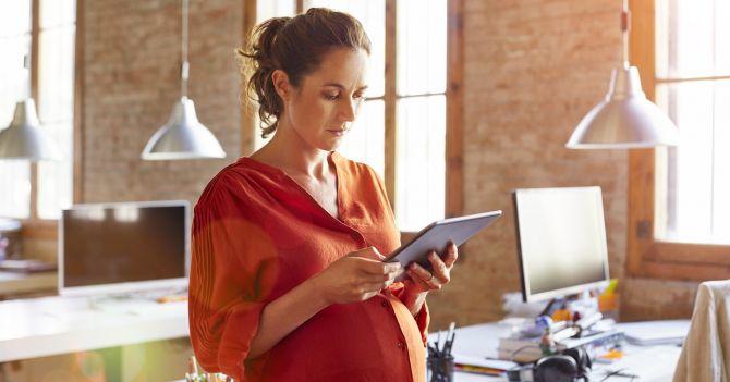 Запрос миллениалок: Как работодатели могут помочь работающим мамам