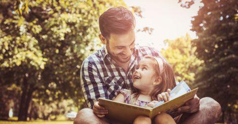 Книжки, які батьки читають дітям