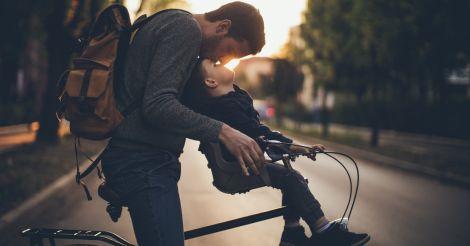"""Іван Вишневський: """"Чоловіки дуже часто говорять про все, окрім виховання дітей"""""""