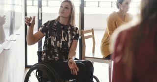 Українські роботодавці прагнуть наймати людей з інвалідністю, але не знають, де їх знайти