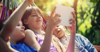 Keep calm: 7 мобільних додатків, які допоможуть дітям розслабитися