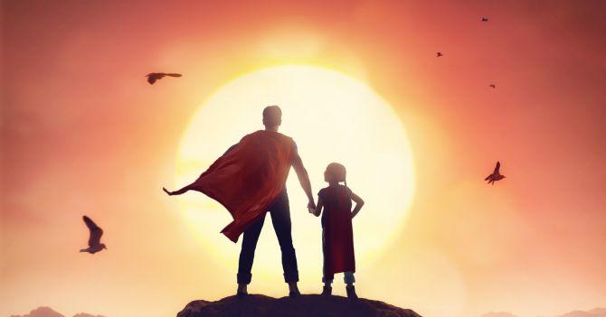 Татусі-супергерої і де їх шукати: 5 історій про свідоме батьківство