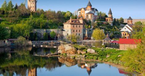 10 парків України можна відвідати онлайн