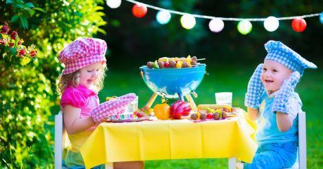 City Guide: 5 ресторанов с отличными программами для детей