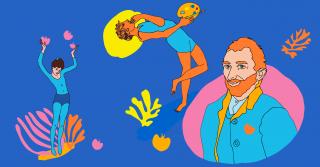 Навіщо дітям мистецтво:6 кроків до креативності