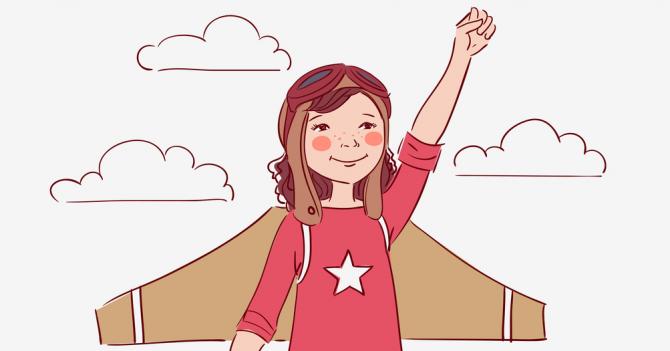 On the top: 9 качеств лидера, и как их воспитать в ребенке