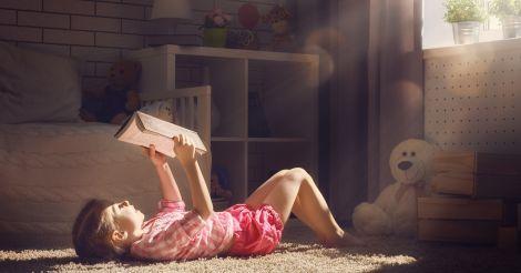 Як привчити дитину до читання