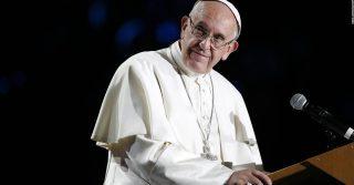 """Папа Римский: """"Сказать решительное """"нет"""" клерикализму - значит сказать """"нет"""" всем формам абьюза"""""""