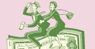 Нас двое: Как решить денежный вопрос в новосозданной семье