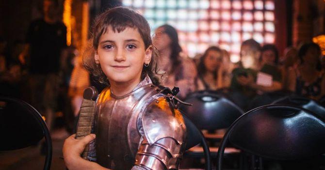 Куда пойти с ребенком в Киеве 24 – 26 августа