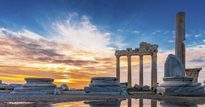 Бархатный сезон: 5 мест для отдыха в Турции