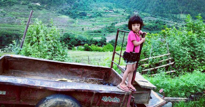 Анна Суходольська: Пріоритет UNICEF у Бутані та на Донбасі - покращення умов життя дітей
