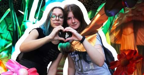 Пять украинских тинейджеров о том, чему они научились в Дании