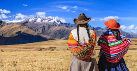 Перу: Увидеть мир в миниатюре