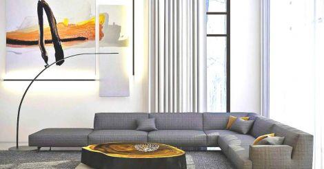 Earl Gray: Как удачно использовать серый цвет в интерьере