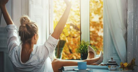 Диво п`ятої ранку: 10 цікавих рекомендацій з книжки Джефа Сандерза