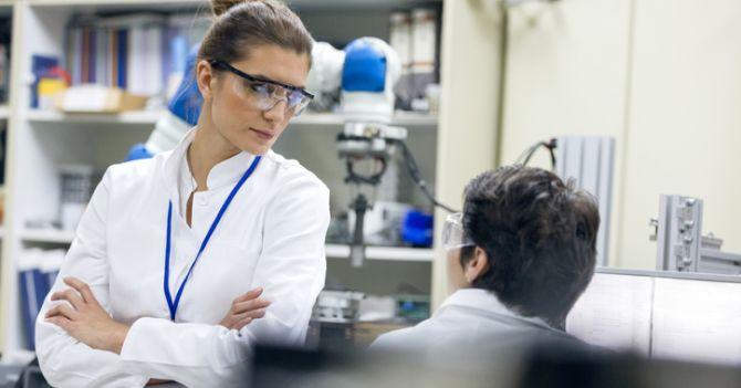 Там, де нас нема: Дискримінація жінок у науці