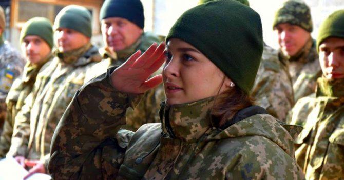 Парламент ухвалив закон, що усуває дискримінаціюжінок в армії