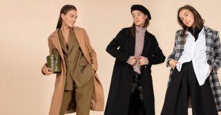 Беж, чорний, клітинка: Три пальта, які допоможуть створити дев'ять образів