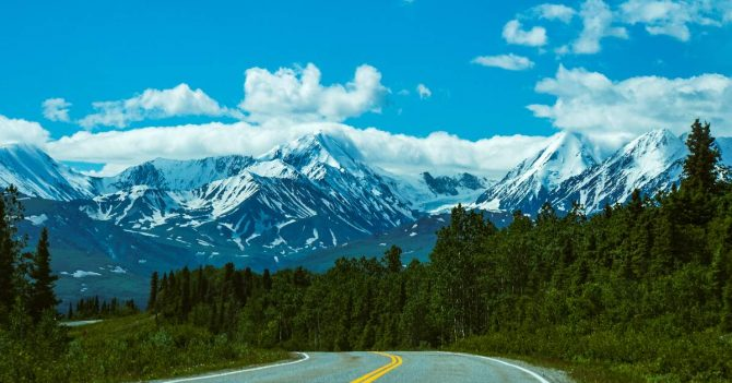 The Last Frontier: Чем заняться путешественнику на Аляске