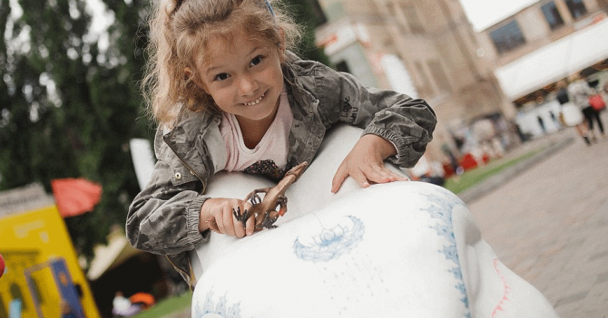 Куда пойти с ребенком в Киеве 27-28 октября