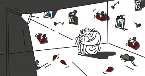Чего боятся женщины: 8 личных страхов и три способа побороть их