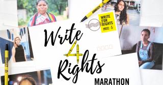 Amnesty International: Стартував Марафон написання листів в підтримку жінок-правозахисниць та активісток