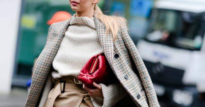 Пальто как инвестиция: Изучаем состав ткани