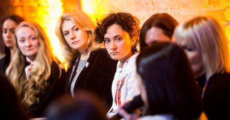 Orange the World: В Украине стартовала кампания против насилия