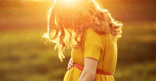 Take Care: Как ухаживать за волосами будущей маме