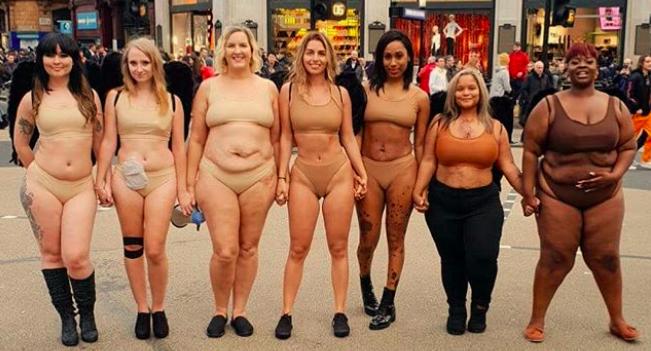 Не ангелы: Реальные женщины vs Victoria`s Secret