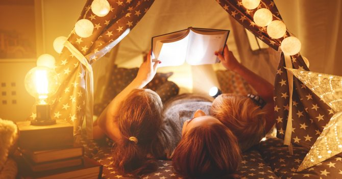 Народжені читати: Як обрати книжки для наймолодших