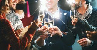 Уйти в ночь: Где встретить Новый год в Киеве