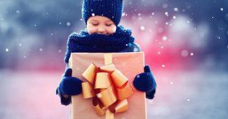 Отдай Дедушке: 5 шагов, как учить детей благодарить и делиться