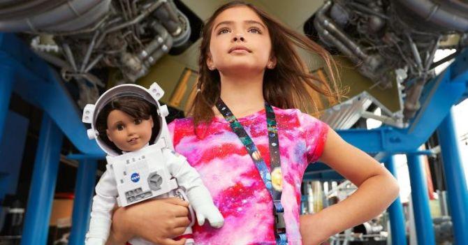 WoMo-находка: Магазин кукол American Girl