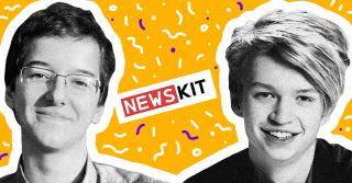 NewsKit: 16-річні розробники зі Львова створили новий інструмент для ЗМІ