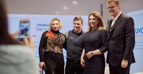 Долголетие как результат технологий будущего: Интервью с Викторией Тигипко и Кирой Рудик
