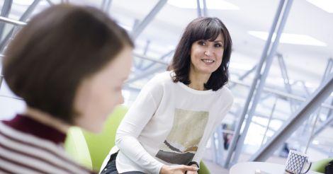 Гуля Поготова: «Успешный руководитель должен быть интересен своему окружению»