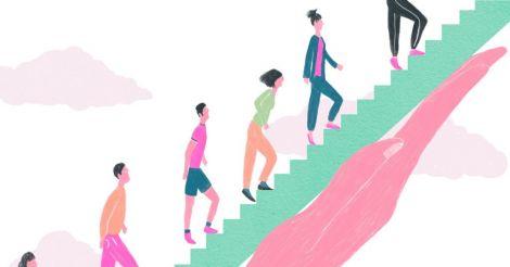 Вверх по лестнице: Почему нужно развивать женское менторство