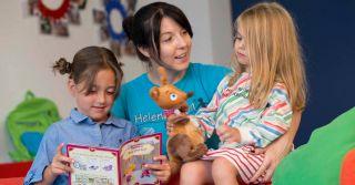 WoMo-находка: Методика обучения чтению Helen Doron English